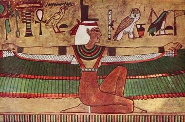 女神イシス